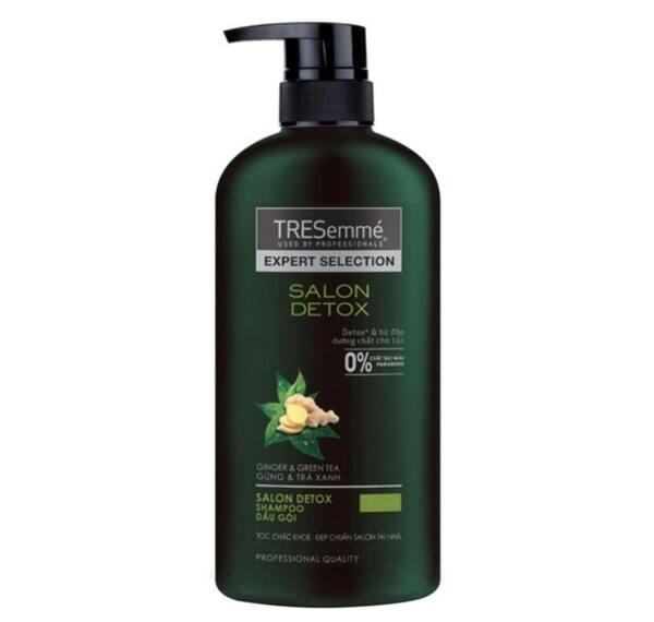 [review] dầu gội tốt cho tóc dầu